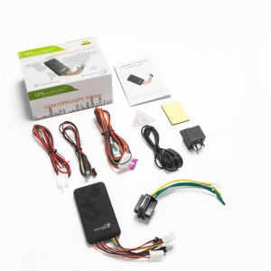 Hot sell  gps tracker without sim card with call alarm gt06 lk106