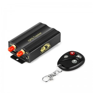 OEM / ODM gps tracker met Real-time tracking tk103b Coban