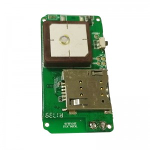 Smallest mini PCB position board for bag/shoes/case
