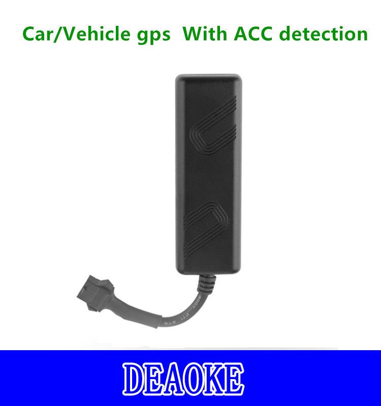 Promotion Car/Vehicle/Motorcycle gps tracker with ACC/Cut