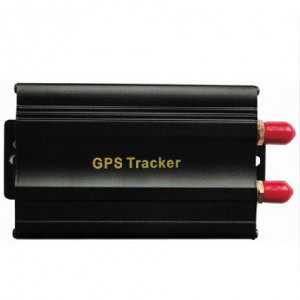 GPS Car / Vehicle tracker s detekcí ACC / cut-off motoru Funkce TK103 TK103A