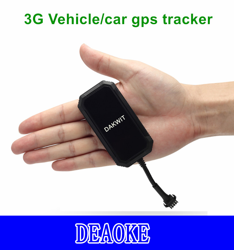 DEAOKE 3G Car/Vehicle/Motorcycle/Truck gps tracker TK300 Mini gps tracker DAKWIT Featured Image