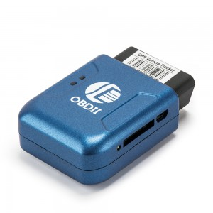 Facile à installer GPS Mini Tracker TK206 ODBII GSM / GPRS tracker
