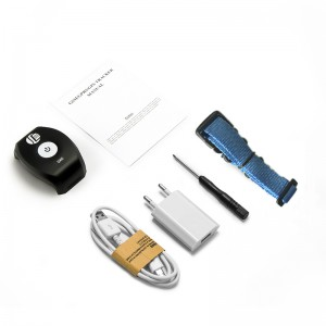 Mini pet gps tracker with pet belt TK208 GSM/GRPS/GPS/AGPS tracker